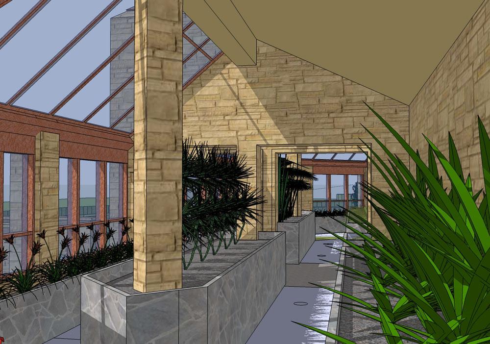 Deep Green Architecture Creative Passive Solar